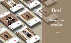 Rovi - Fashion Social Media Post Part 2 UAXQP7Y