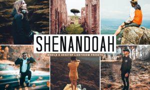 Shenandoah Mobile & Desktop Lightroom Presets