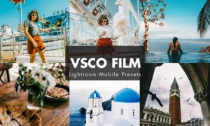 VSCO Film Lightroom Presets