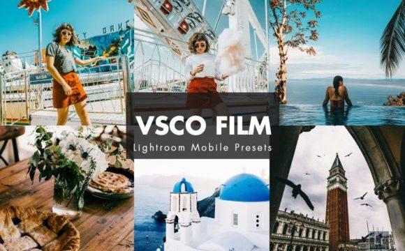 VSCO Film Lightroom Presets