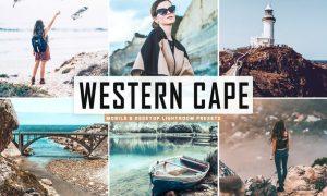 Western Cape Mobile & Desktop Lightroom Presets