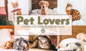 14 Mobile Lightroom Presets Pet Lovers 4110044