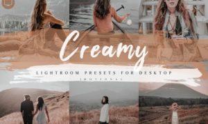 5 Creamy Lightroom Presets 4145065