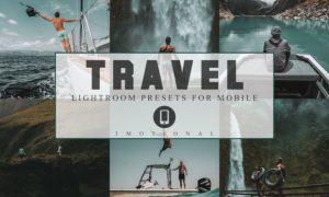 6 Travel Mobile Lightroom Presets 4051674