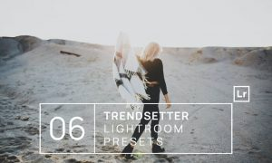 6 Trendsetter Lightroom Presets
