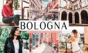 Bologna Lightroom Presets Pack 4160109