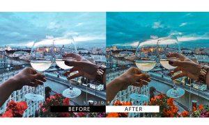 Capri Mobile Lightroom Presets 4488168