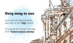 Coloration Photoshop Action 25931273