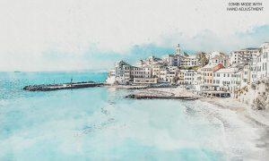 ECHO Universal Paint Sketcher Photoshop Action 26310061