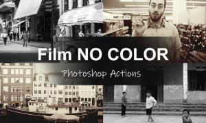 Film NO COLOR Actions 4564101