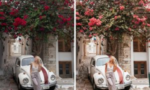 Finduslost - Greek Islands Presets Collection