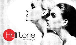 Halftone Effect 4867286