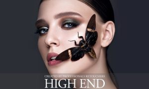 High End Retouching Photoshop Action 3576680