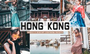 Hong Kong Lightroom Presets Pack 4157758