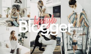 Lightroom Preset-Blogger Lifestyle 4971946