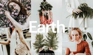 Lightroom Preset-Earth Tone Theme 4973057