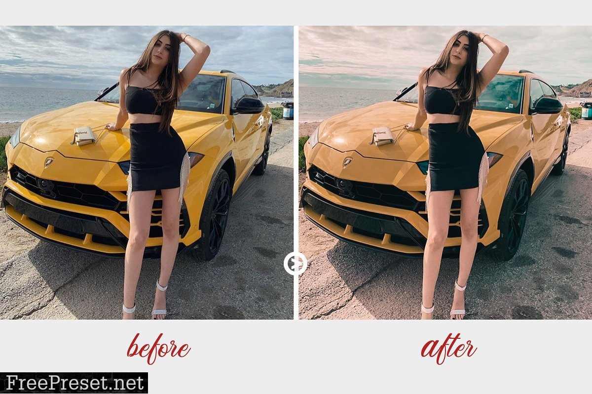 MIAMI - LUTs   Video and Photo Color 4886174