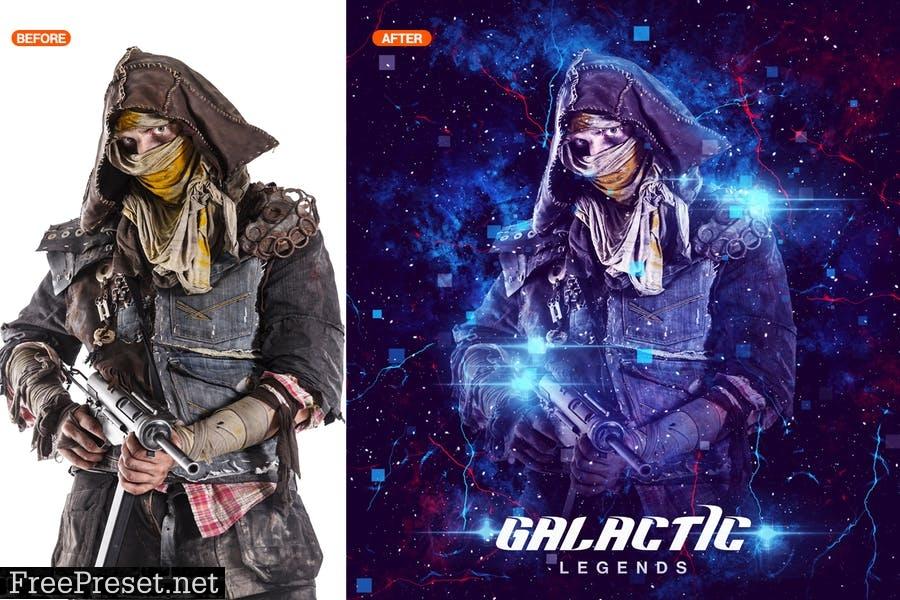 Nebula 2 Photoshop Action UYT4ZWH