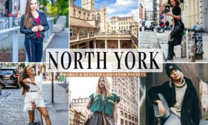 North York Lightroom Presets Pack 4220879