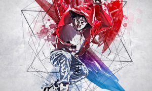 Paint Sketch Photoshop Action 26242516