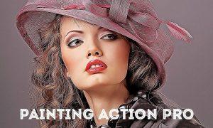 Painting Action Pro! (Photoshop) 327493