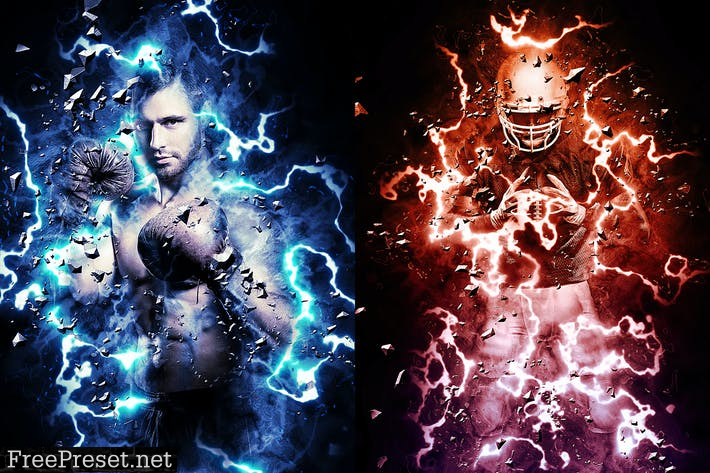 Power Photoshop Action 98CTN5N