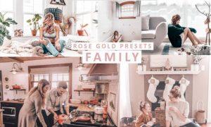 ROSE GOLD Mobile and Desktop Presets 4127280