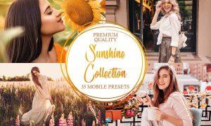 Sunshine Collection Mobile Presets 4906302