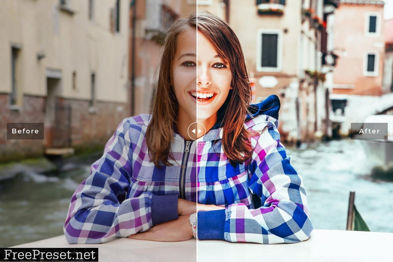Turin Mobile & Desktop Lightroom Presets 4160165