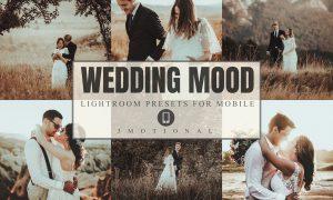 8 Wedding Mood Mobile Lightroom Presets 4389689
