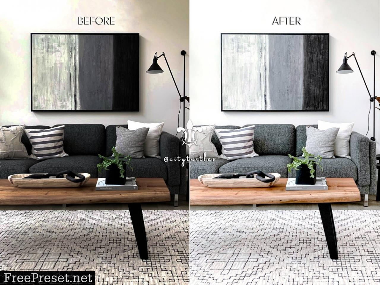 Bright Interior Desktop Presets 5033109