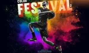 Color Fetival 2 Photoshop Action XU7F7QD