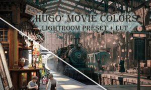 Hugo Movie colors | preset + LUT 5057031