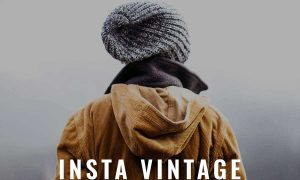 Insta Vintage Presets and Actions for Lightroom and Photoshop