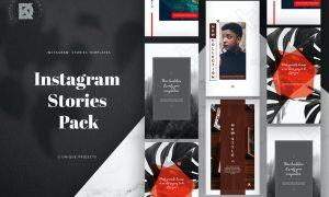Instagram Minimal Stories Pack 5M3B2ZW