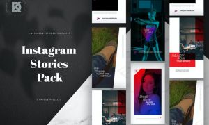 Instagram Stories Pack GFFKUKC