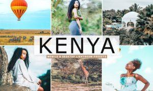 Kenya Mobile & Desktop Lightroom Presets