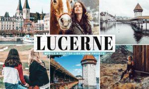 Lucerne Pro Lightroom Presets