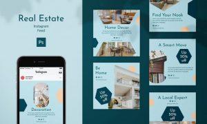 Real Estate Instagram Feed 3FVVS44