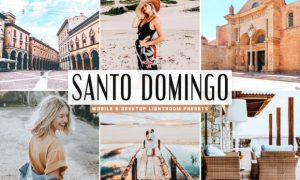 Santo Domingo Lightroom Presets Pack 4243083