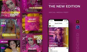 The New Edition Instagram Post EU3EB6Q
