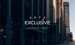 ARTA Exclusive Preset For Mobile and Desktop Light