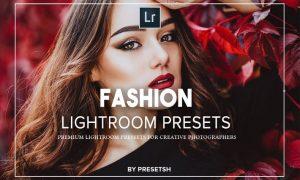 Fashion Lightroom Presets