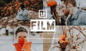 Film Lightroom Presets 5202890