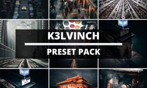 K3lvinch Preset Pack - 10 Presets