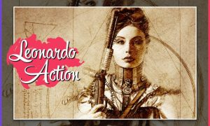 Leonardo CS4+ Photoshop Action LDEAJJE