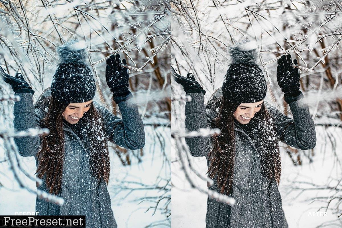 Lightroom Preset-Snow Winter 4976169