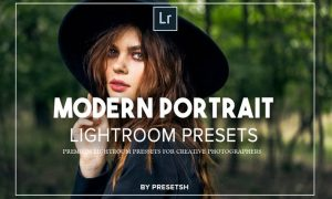Modern Lightroom Presets