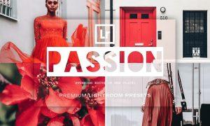 Passion Lightroom Presets 5216100