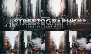Streetography Photoshop Actions TV5E2M4